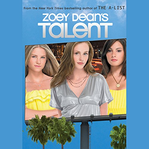 Talent audiobook cover art