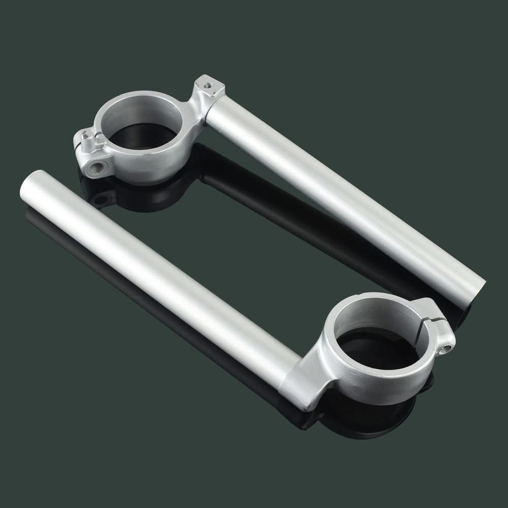 JFG RACING OEM CNC Aluminum Tube At the OFFicial store price of surprise Motorcycle Handlebars Fork Hand