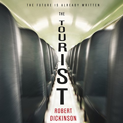 The Tourist audiobook cover art