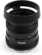 $79 » Pergear 50mm F1.8 Manual Focus Prime Fixed Lens for Fuji X-A1 X-A10 X-A2 X-A3 A-at X-M1 XM2 X-T1 X-T3 X-T10 X-T2 X-T20 X-T30 X-Pro1 X-Pro2 X-E1 X-E2 E-E2s X-E3