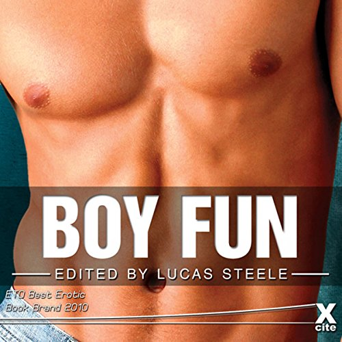 Boy Fun audiobook cover art