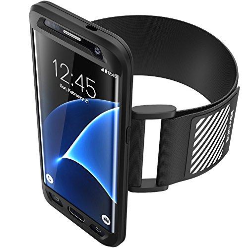 Preisvergleich Produktbild SUPCASE Samsung Galaxy S7 Edge Armband Sport Hülle Verstellbar Sportarmband Running Case