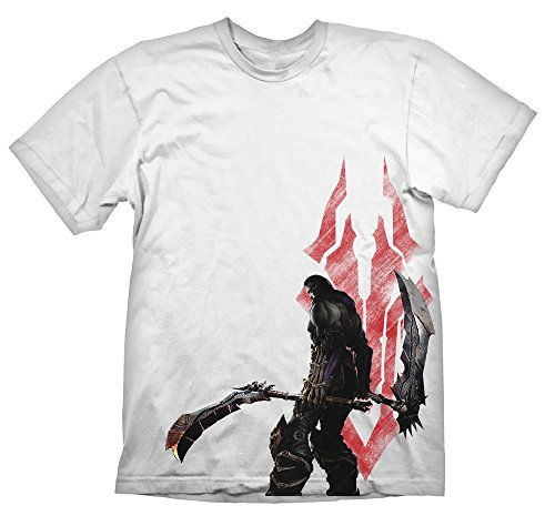 Darksiders T-Shirt Death and Symbol, XL [import allemand]