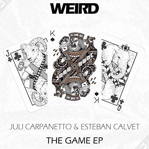 Esteban Calvet & Juli Carpanetto
