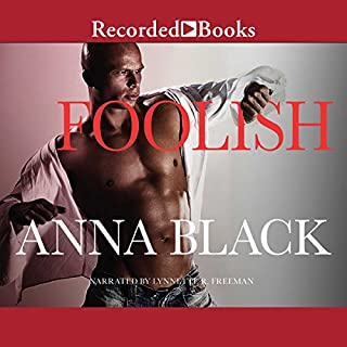 Foolish audiobook cover art