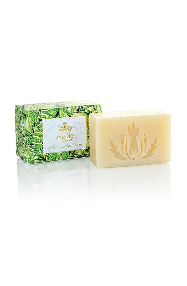 減るゼリー華氏Malie Organics Luxe Cream Soap Koke'e(マリエオーガニクス ラックスクリームソープ コケエ) 113 g