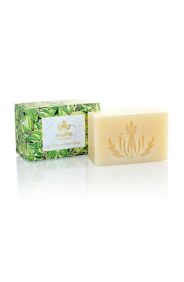 お金拮抗ダンプMalie Organics Luxe Cream Soap Koke'e(マリエオーガニクス ラックスクリームソープ コケエ) 113 g