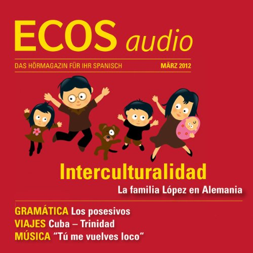 ECOS Audio - Interculturalidad. 3/2012 Titelbild