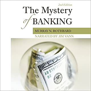 The Mystery of Banking cover art