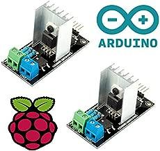 2 pcs GENUINE RobotDYN PWM Ac Programmable Light Dimmer 110V - 220V AC Module Controller Board For Arduino, STM, ARM, AVR, Raspberry Compatible 50/60hz With HeatSink 3.3V/5V Logic from 110V Ac to 220V