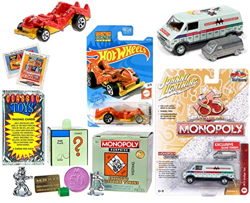 Rock Em Zombot Sock Retro Toys Game Car Bundled with + Vintage Toy Trading...