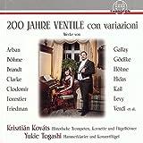 Concerto for Trumpet, Percussion Intruments, Piano and Double Bass: Moderato - Allegro