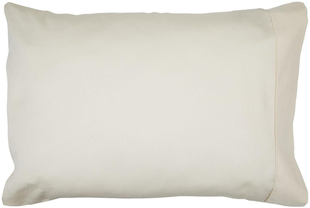 Naturepedic Organic Cotton Pillowcase, Junior