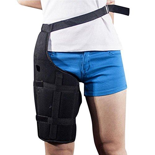 Cinturón de tracción de la cintura del muslo fijo Correa d