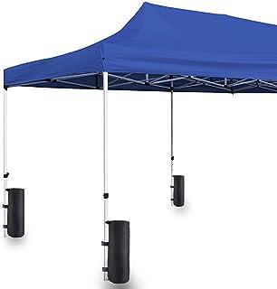 ValueHall Base per Ombrellone Sabbia 18/'/' con Grande Apertura per Tenda da Campeggio AllAperto Ombrellone da Spiaggia Sacco di Sabbia Peso per Tenda Sacchetto V7059A