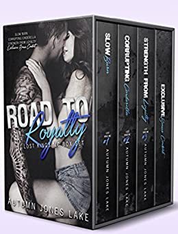 Road to Royalty (Lost Kings MC® Box Set): A Motorcycle Club President Romance by [Autumn Jones Lake]