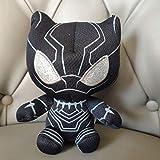 FCS Jouet en Peluche 15 Cm / Spiderman Ironman Black Panther Hulk Enfants Jouets Jouets en Peluche Animaux en Peluche Nano Poupées