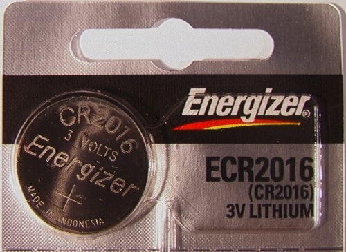 CR2016 3v Lithium Battery for Watches, Car Remote Controls