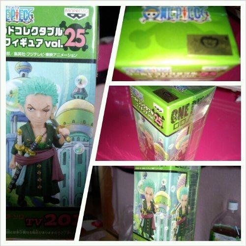ONE PIECE One Piece World Collectable Figure vol.25 Roronoa Zoro single item Banpresto Prize (japan import)