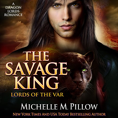 The Savage King: A Dragon Lords Story Titelbild