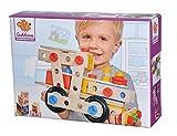 Simba Heros 100039027 - Constructor per Costruire 6 Modelli di Veicoli, 100 Pezzi