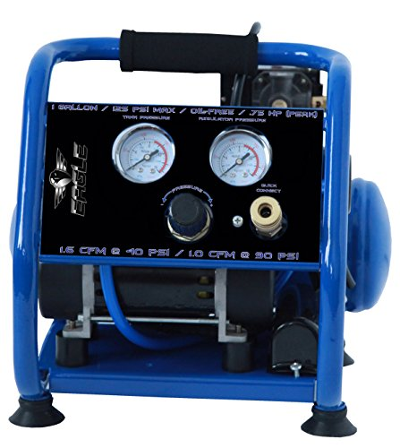 Eagle EA-2000 Silent Series 2000 Air Compressor 125 psi MAX...