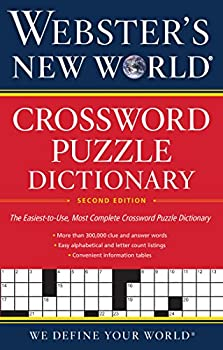 Webster's New World® Crossword Puzzle Dictionary 2nd ed.