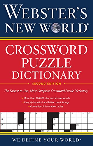 Webster's New World® Crossword Puzzle Dictionary