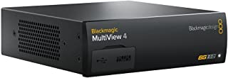 blackmagic multiview 4 software