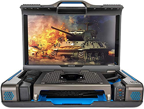 GAEMS Guardian Pro Xp Ambiente di gioco definitivo | Compatibile con PS4, Pro, Xbox One S, Xbox One X, Atx PC (console non incluse)