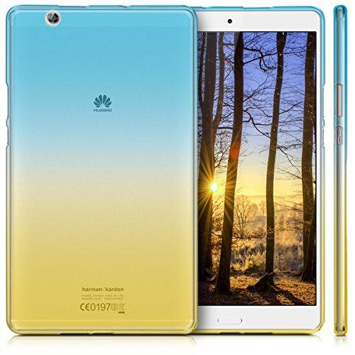 kwmobile Huawei MediaPad M3 8.4 Hülle - Silikon Tablet Cover Case Schutzhülle für Huawei MediaPad M3 8.4 - 4