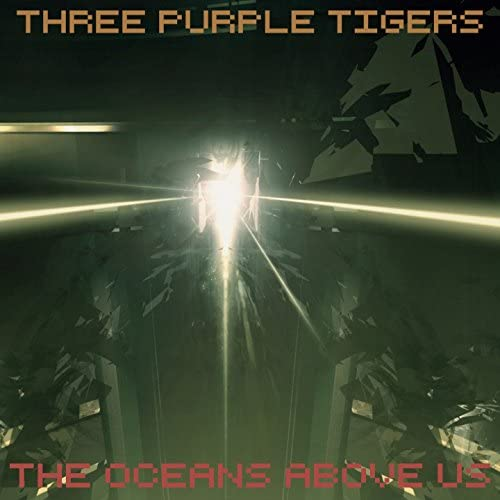 Three Purple Tigers
