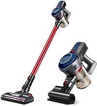 Cordless Vacuum Cleaner 2 in 1 Upright Vacuum Cleaner Lightweight 9000Pa Handheld Stick Vacuum HEPA Filtration 2 Speed Suc...