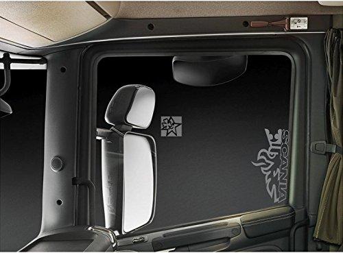 2x SCANIA No208 Greif Seitenscheibe ca. 25 cm Aufkleber LKW Truck Tuning Trucker Sticker Decal von MYROCKSHIRT