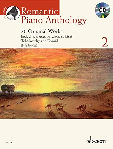 Romantic Piano Anthology - Volume 2 (Schott Anthology Series)