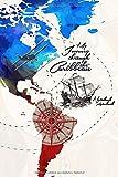 Reisebuch Notizbuch My Journey through the Caribbean: Logbuch | Urlaubsbuch | Tagebuch | Album |...