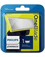 Philips Norelco OneBlade Replacement Blades, 1 count, QP210/80