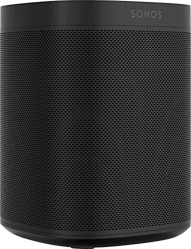 Sonos One Smart Speaker, weiß – Intelligenter WLAN Lautsprecher mit Alexa...
