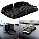 Prostuff.in Car Dashboard Sticky Pad Auto Cell Phone Holder Anti Skid Adhesive Sticky