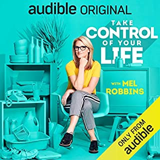 Take Control of Your Life     How to Silence Fear and Win the Mental Game              Written by:                                                                                                                                 Mel Robbins                               Narrated by:                                                                                                                                 Mel Robbins                      Length: 10 hrs and 3 mins     534 ratings     Overall 4.8