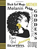 Unapologetic Goddess: notebook/journal: for african american, black ,and ebony women of color 8x10 150 [ages