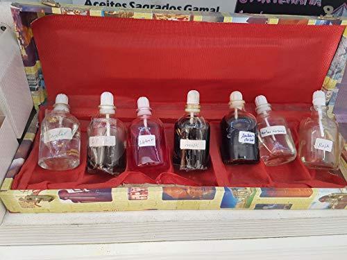 Aceite/Perfume de Nardos 5ml Aromaterapia Egipcia