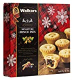 Walkers Shortbread Mini Mince Holiday Pies, 7.9 Ounce Box (Pack of 3)