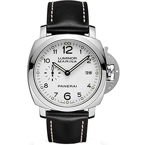Panerai Luminor 1950 3 días Acciaio reloj automático para hombre - PAM00499