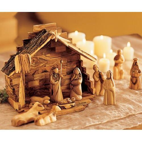 Modern Nativity Set Amazon Com
