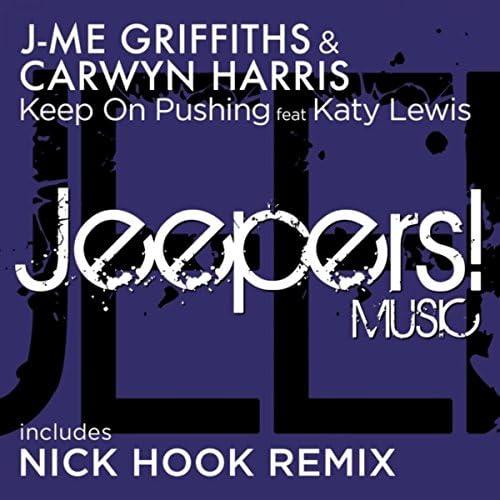 Carwyn Harris & J-Me Griffiths feat. Katy Lewis
