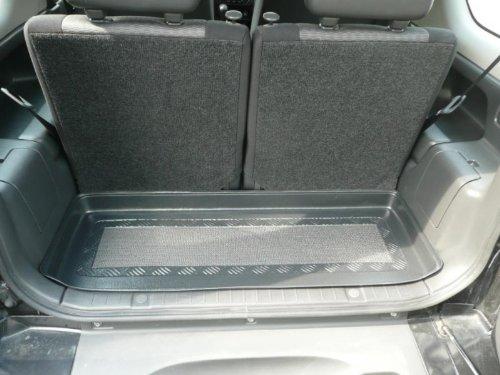 Kofferraumwanne mit Anti-Rutsch passend für Suzuki Jimny 4x4 5-tr. 1998-