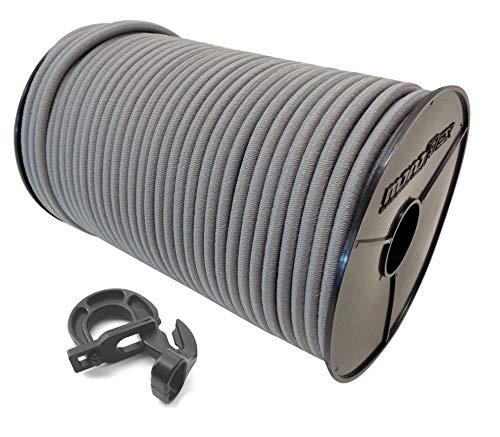 Cuerda elástica de 6 mm – 10 mm con gancho Easyfix, revestimiento...