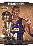 Basketball NBA 2017-18 Panini Hoops Kobe Bryant Career Tribute #293 Kobe Bryant Lakers