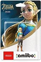 Figurine amiibo - Zelda [Collection The legend of Zelda : Breath of the Wild]